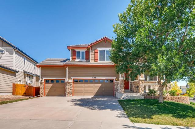 16493 E 98th Way, Commerce City, CO 80022 (#3827119) :: The Griffith Home Team