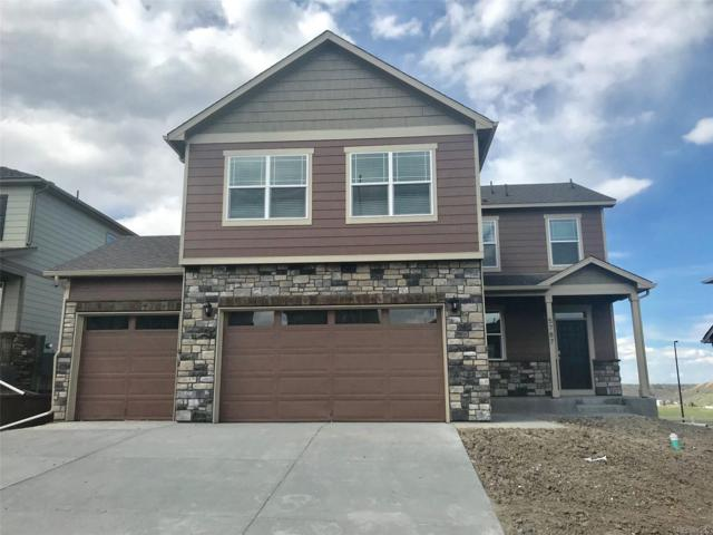 5787 High Timber Circle, Castle Rock, CO 80104 (MLS #3827327) :: 8z Real Estate