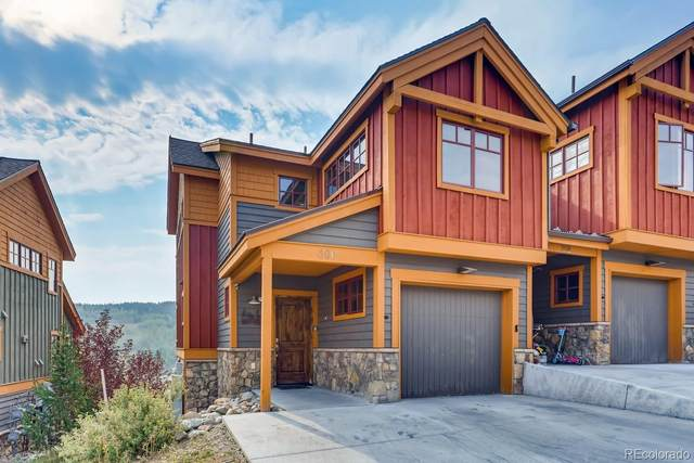 30c County Road 1293 30C, Silverthorne, CO 80498 (MLS #3827588) :: 8z Real Estate