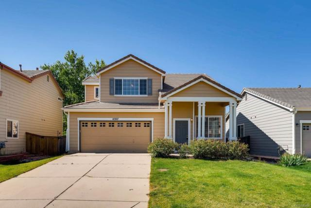 10307 Tracewood Drive, Highlands Ranch, CO 80130 (#3827670) :: My Home Team
