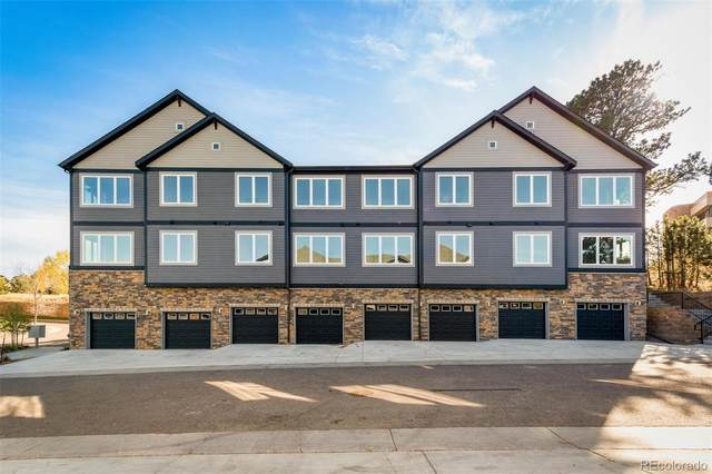 31192 Black Eagle Drive #204, Evergreen, CO 80439 (#3828710) :: Berkshire Hathaway Elevated Living Real Estate