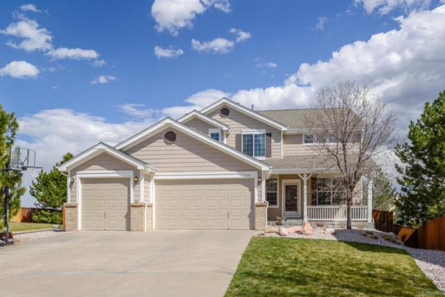 7334 Almandine Court, Castle Rock, CO 80108 (#3828803) :: The Peak Properties Group