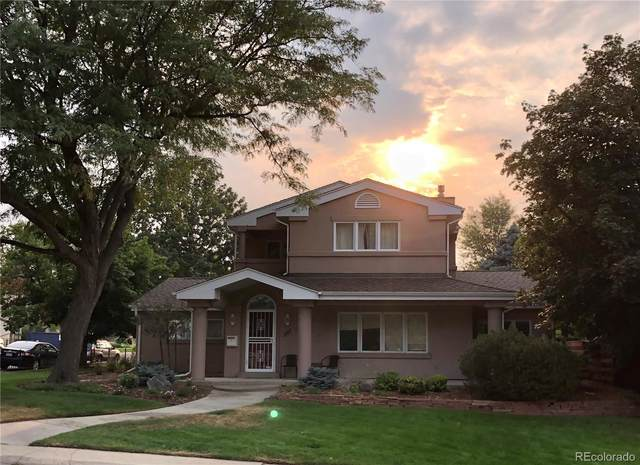 201 N Fairfax Street, Denver, CO 80220 (MLS #3829297) :: Keller Williams Realty