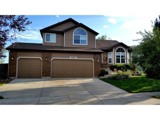 5414 Plumstead Drive, Colorado Springs, CO 80920 (MLS #3829305) :: 8z Real Estate