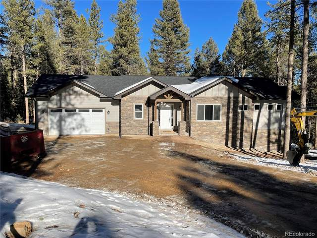 11126 S Wallace Avenue, Conifer, CO 80433 (MLS #3829798) :: 8z Real Estate