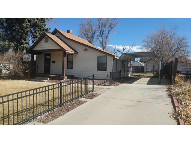 4216 S Delaware Street, Englewood, CO 80110 (MLS #3829819) :: 8z Real Estate