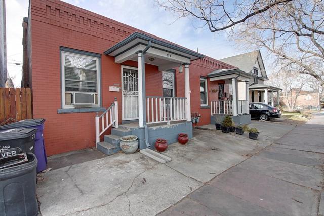 271 Cherokee Street, Denver, CO 80223 (#3829874) :: The HomeSmiths Team - Keller Williams