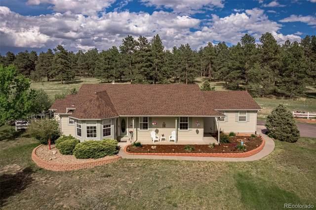 37413 Sable Ridge Road, Elizabeth, CO 80107 (#3829913) :: Briggs American Properties