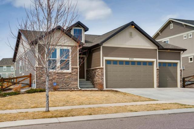 8332 Cypress Wood Drive, Colorado Springs, CO 80927 (#3830103) :: The Peak Properties Group