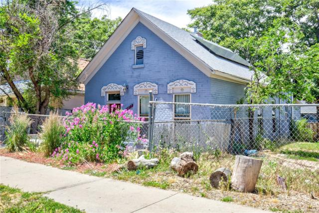 3417 Lawrence Street, Denver, CO 80205 (#3830342) :: The Galo Garrido Group