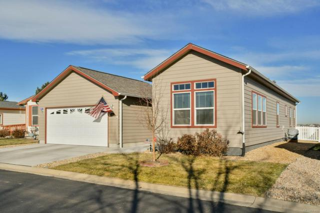 7885 Buckhorn #131, Frederick, CO 80530 (MLS #3830382) :: Bliss Realty Group