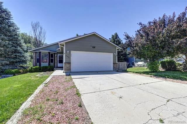 529 Autumn Place P1, Fountain, CO 80817 (#3830920) :: Venterra Real Estate LLC