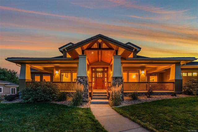 16752 W 48th Lane, Golden, CO 80403 (MLS #3831184) :: Bliss Realty Group