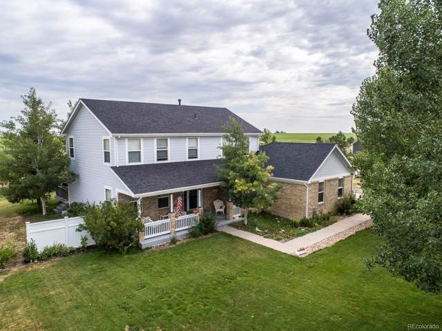 55837 E 41st Avenue, Strasburg, CO 80136 (MLS #3831607) :: Kittle Real Estate
