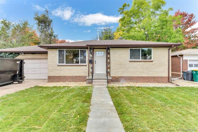 1465 S Benton Street, Lakewood, CO 80232 (#3831805) :: Portenga Properties
