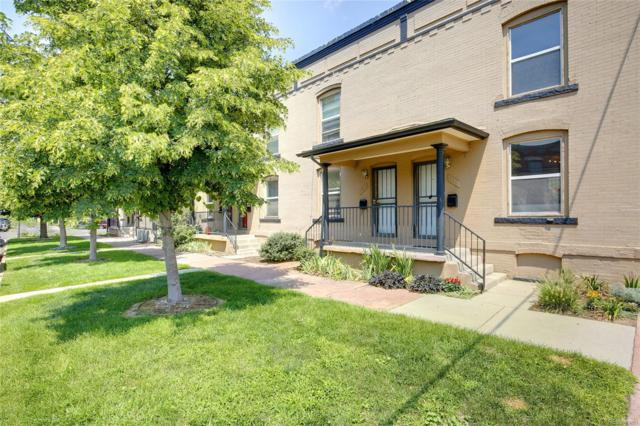 719 31st Street, Denver, CO 80205 (#3831960) :: Bring Home Denver