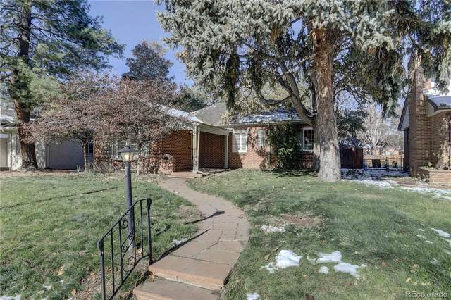 949 S Clayton Way, Denver, CO 80209 (MLS #3831967) :: Kittle Real Estate