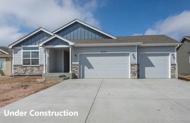 7025 Cattails Drive, Wellington, CO 80549 (#3832287) :: Berkshire Hathaway Elevated Living Real Estate