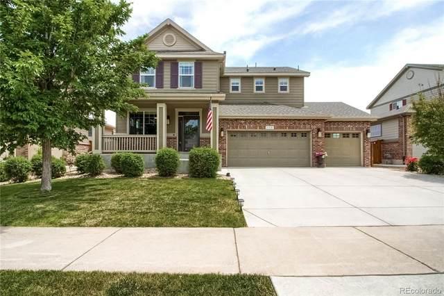 138 N Kellerman Street, Aurora, CO 80018 (#3832307) :: Finch & Gable Real Estate Co.