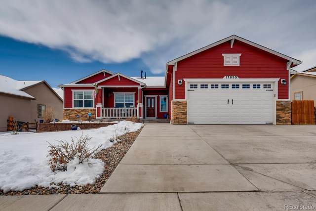 17830 Gypsum Canyon Court, Monument, CO 80132 (MLS #3832409) :: Keller Williams Realty