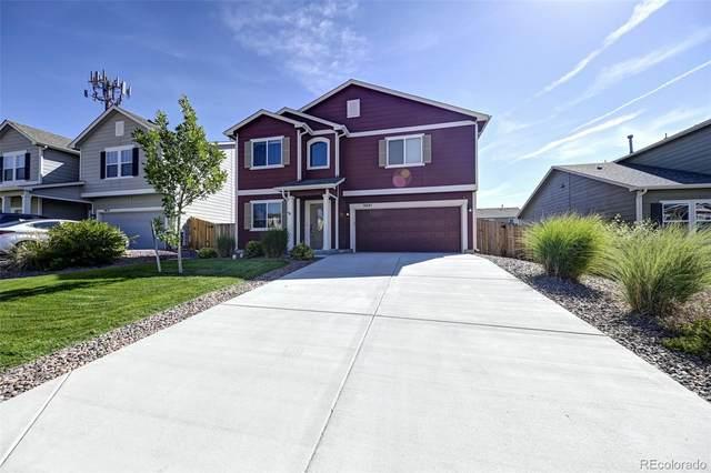 3641 Desert Willow Lane, Colorado Springs, CO 80925 (MLS #3833012) :: 8z Real Estate