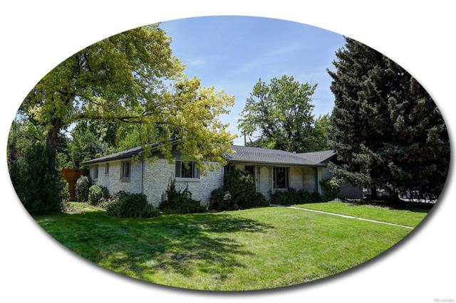 6401 S Marion Street, Centennial, CO 80121 (MLS #3833025) :: 8z Real Estate