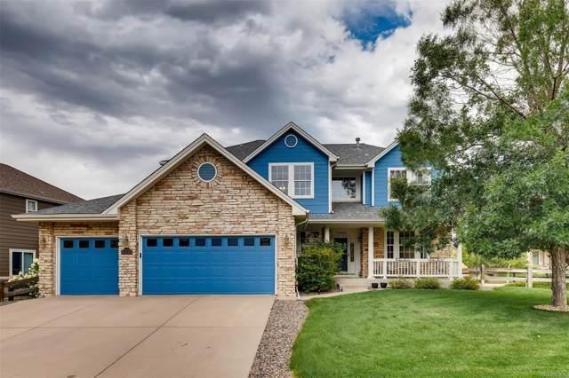 11690 Riverdale Drive, Parker, CO 80138 (MLS #3833055) :: 8z Real Estate