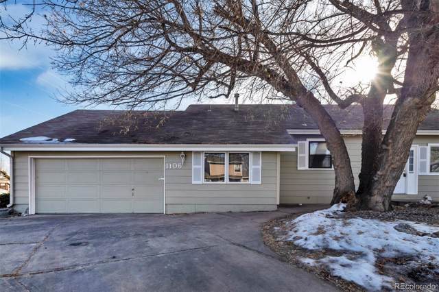 1106 Stanley Place, Loveland, CO 80537 (MLS #3833169) :: Keller Williams Realty