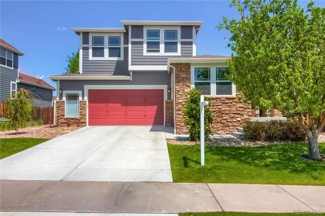 17051 Pale Anemone Street, Parker, CO 80134 (MLS #3833569) :: 8z Real Estate