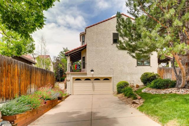 1530 S Quebec Way #30, Denver, CO 80231 (#3833715) :: Sellstate Realty Pros