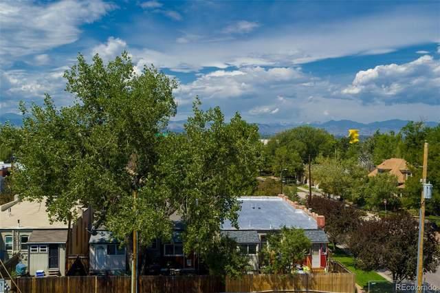 705 S Logan Street, Denver, CO 80209 (#3833783) :: Berkshire Hathaway Elevated Living Real Estate