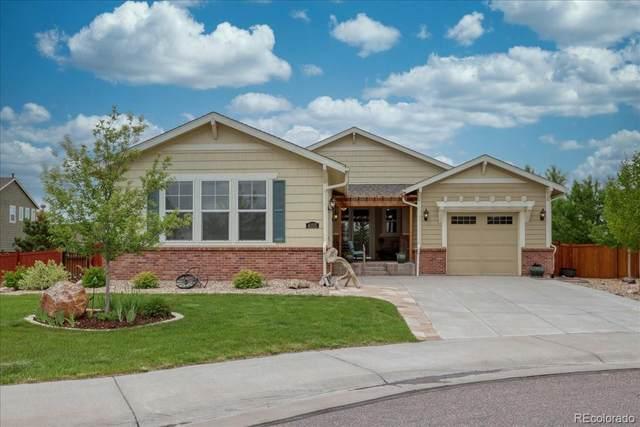 4155 Red Bird Court, Castle Rock, CO 80108 (#3833841) :: Kimberly Austin Properties