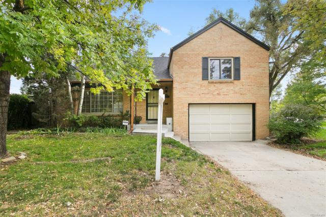 2900 E Mississippi Avenue, Denver, CO 80210 (MLS #3834049) :: Kittle Real Estate
