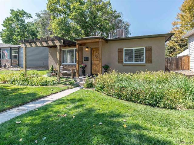 4319 S Pearl Street, Englewood, CO 80113 (#3834056) :: Bring Home Denver with Keller Williams Downtown Realty LLC