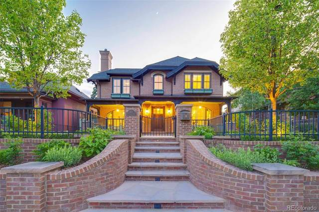 871 S Gilpin Street, Denver, CO 80209 (#3834513) :: The HomeSmiths Team - Keller Williams