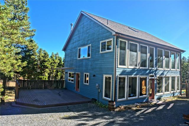 16 Blue Spruce Drive, Nederland, CO 80466 (#3834655) :: The Peak Properties Group