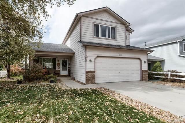 514 Hawthorn Circle, Frederick, CO 80530 (MLS #3834817) :: 8z Real Estate