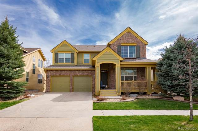 12167 Tallkid Court, Parker, CO 80138 (#3834965) :: Chateaux Realty Group