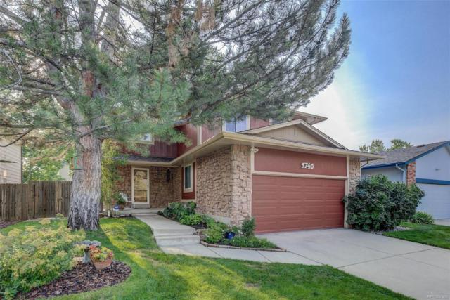 5740 S Lansing Way, Englewood, CO 80111 (#3835043) :: The City and Mountains Group