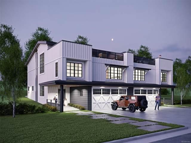 110 Arapahoe Street, Golden, CO 80401 (MLS #3835049) :: Bliss Realty Group