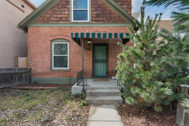 1767 Race Street, Denver, CO 80206 (#3835088) :: 5281 Exclusive Homes Realty