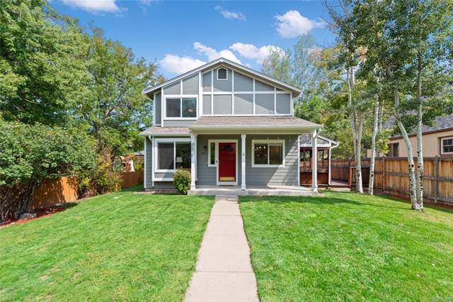 1434 S University Boulevard, Denver, CO 80210 (MLS #3835099) :: Bliss Realty Group