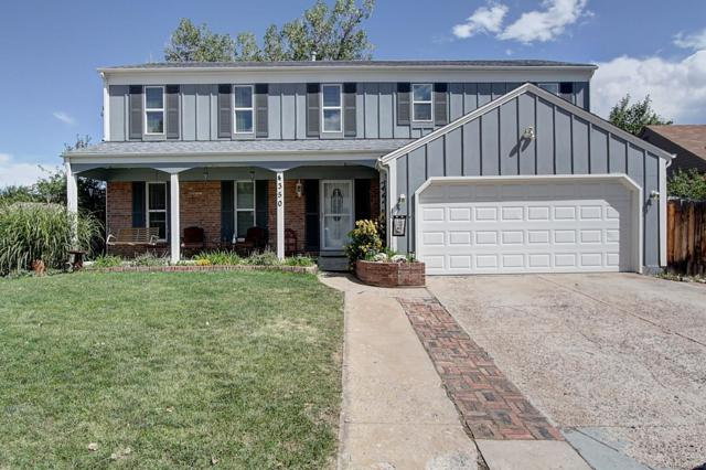 4350 S Tabor Court, Morrison, CO 80465 (#3835125) :: Bring Home Denver