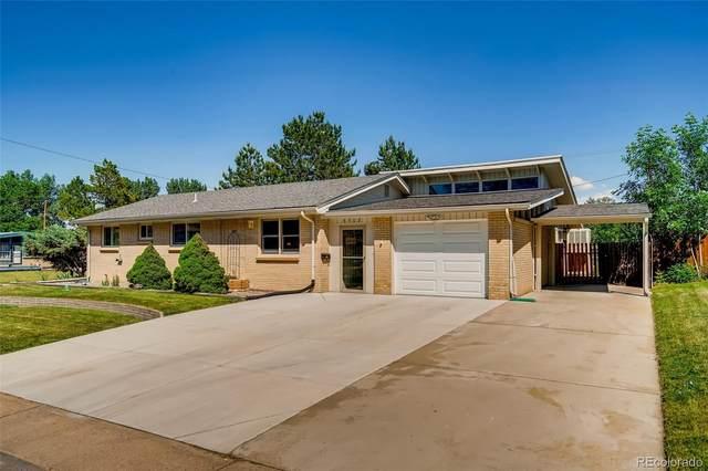 6508 S Logan Street, Centennial, CO 80121 (#3835278) :: Kimberly Austin Properties
