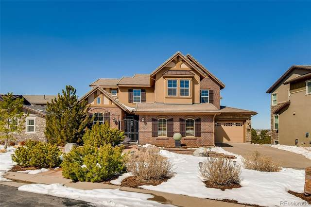 125 Morningdew Place, Highlands Ranch, CO 80126 (#3835555) :: Bring Home Denver with Keller Williams Downtown Realty LLC
