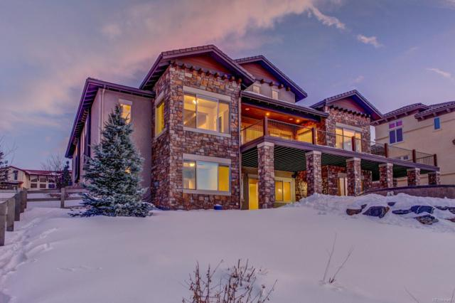 10783 Backcountry Drive, Highlands Ranch, CO 80126 (#3836272) :: The Peak Properties Group