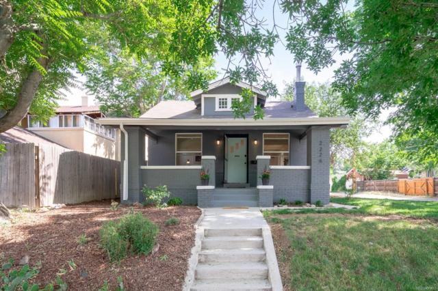 2226 E 26th Avenue, Denver, CO 80205 (#3837215) :: Sellstate Realty Pros