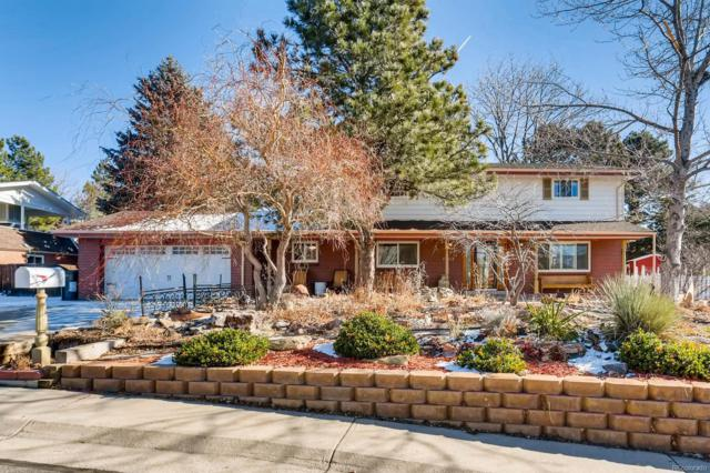 2476 Vivian Street, Lakewood, CO 80215 (#3837266) :: The Griffith Home Team