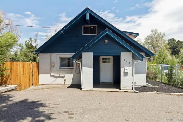 1643 S Decatur Street, Denver, CO 80219 (MLS #3837427) :: The Sam Biller Home Team