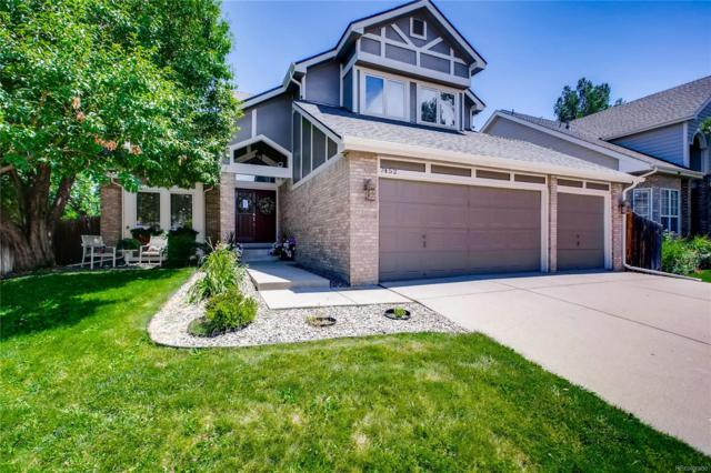 7452 Rattlesnake Drive, Lone Tree, CO 80124 (#3837469) :: Mile High Luxury Real Estate